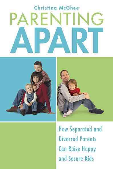 Parenting Apart By Mcghee, Christina